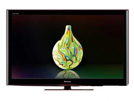 海信超薄led背光液晶电视亮相ifa2008