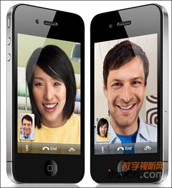 苹果facetime引领手机视频会议潮流