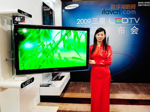 政策与市场促使led背光源入主电视市场