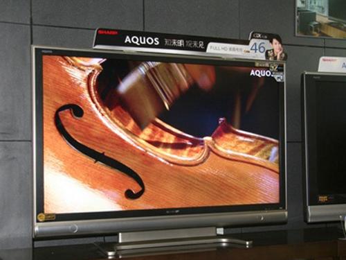 夏普aquos液晶电视