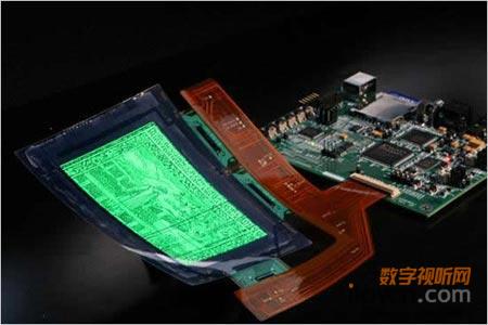 台商友达光电柔性电子纸技术将量产