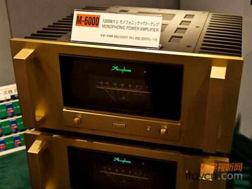 accuphase(金嗓子)m6000功放器