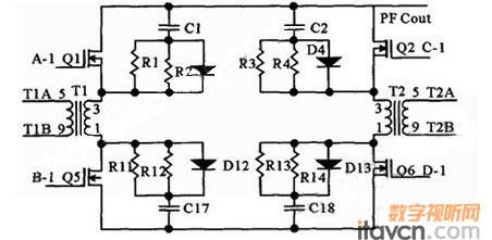 辅助电源采用uc3844