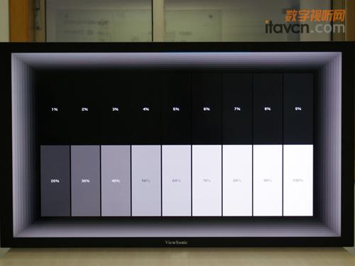 优派cd4015专业彩色液晶监视器性能测试(一)