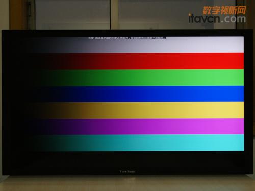 优派cd4015专业彩色液晶监视器性能测试(二)