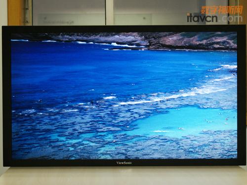 优派cd4015专业彩色液晶监视器高清图片测试