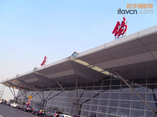 广泛用于飞机场,火车站