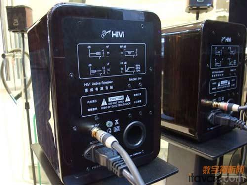 专业音响 行情 > 正文  性能方面,惠威h4使用的是两分频的设计,内置