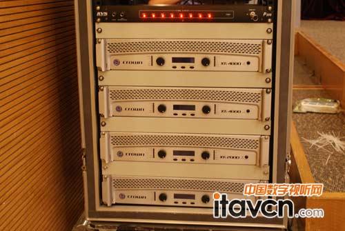 皇冠xti系列功率放大器