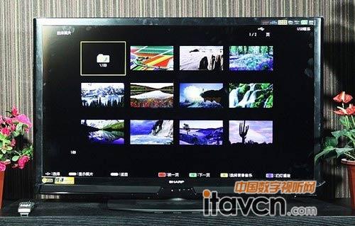 夏普全高清led电视46lx530a特价热卖