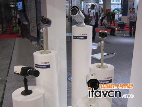 博世携智能家居亮相2012上海安防展_中控系统-中国