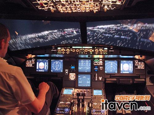 全飞行训练模拟器