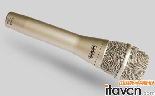 舒尔psm1000入耳式监听及ksm9/hs话筒