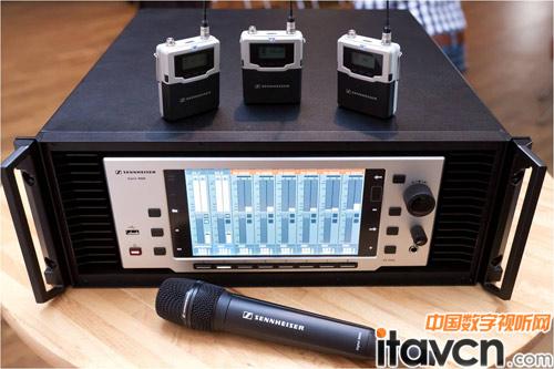 森海塞尔9000系数字话筒亮相BIRTV2012