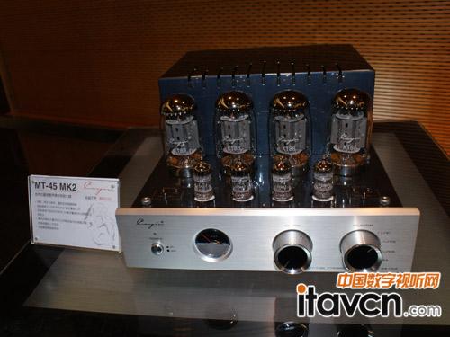 mt-45电子管放大器