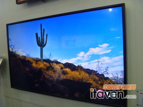 lg电视机金色边框60寸图