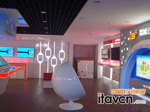 全面提升智TV用户体验从体验店开始王宝视频监控强图片