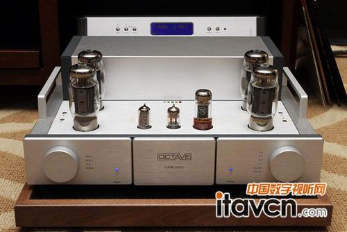 audio mre220单声道电子管后级