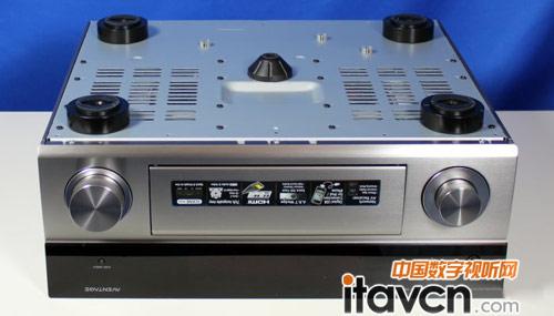 雅马哈rx-a1010该款新av扩音机支持最新的hdmi 1.