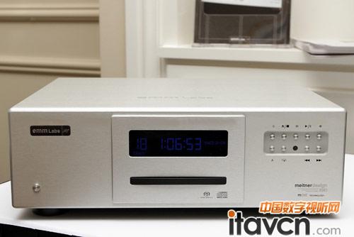 EMM Labs展出XDS1 V2全能数码播放器