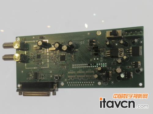 澜起科技卫星数字电视信道解调芯片
