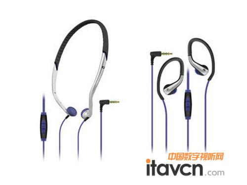 斯推出新款运动耳机