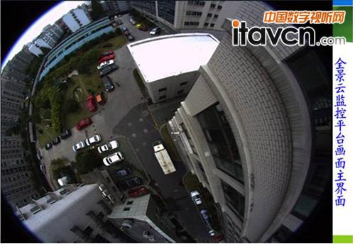 欧帝科技:360度全景摄像机系统详解