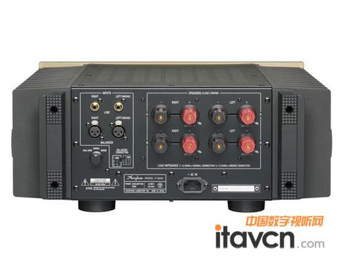 输出级每声道装载3对6组电力mos fet高功率晶体管平衡放大模组做并联