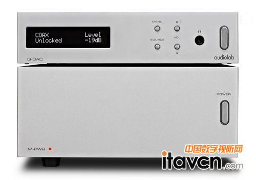 audiolab推出q-dac功放解码