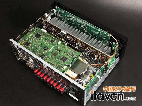 vsx-923的电源电路采高价机种彻底分离供电的作法以