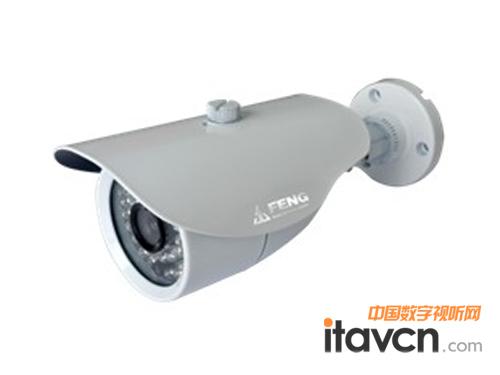 巨峰重磅推出高性能高清监控摄像机