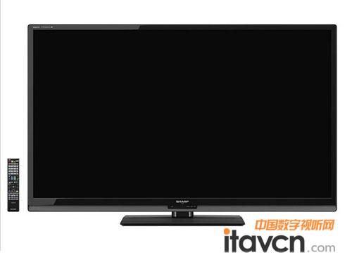 夏普在日本推出60寸大屏幕液晶电视