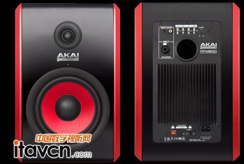 akai监听音箱rpm800/rpm500 10月上市