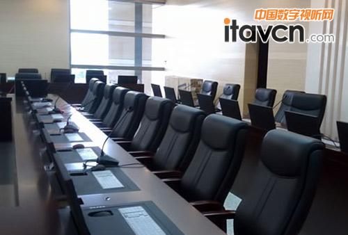东莞市应急指挥中心选择快捷中控系统