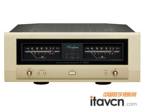 金嗓子推出全新功放p-4200