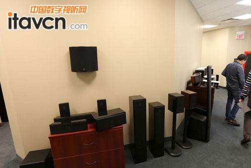 揭秘静电扬声器制作——视听室