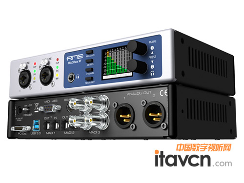 usb3.0音频接口上市