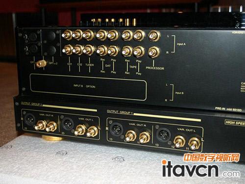 尽享hifi mbl推出新款前级放大器6010d