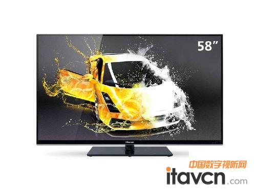 海信58英寸led58k280j智能電視新品上市