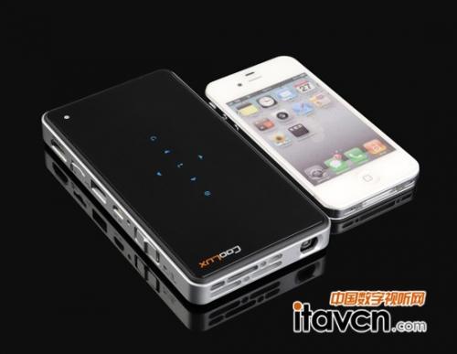微型投影机酷乐视q6无线连接应用-苹果