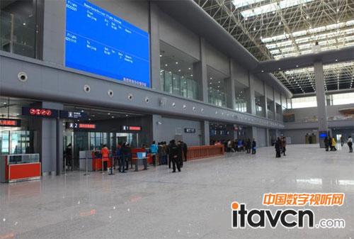 哈曼音频系统助阵丹东国际机场