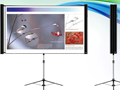 Epson爱普生推便携式投影幕——ELPSC26