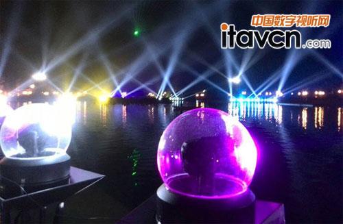 全球最大海洋主题乐园选用浩洋灯光
