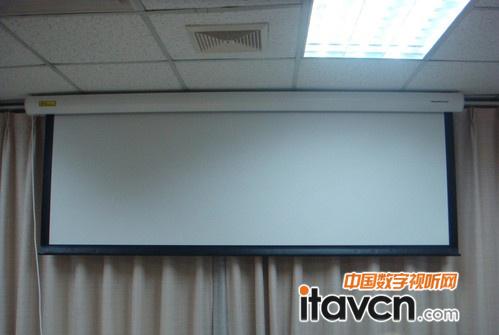 做工精细 美视100吋白塑电动幕布抢购_投影屏幕-中国