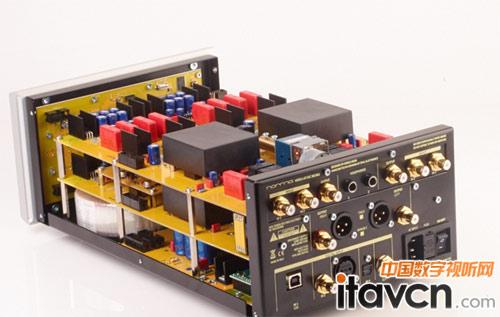 norma audio推出全新hs-da-1解码前级