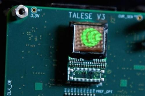 手机高清全息投影芯片将于2015年面世