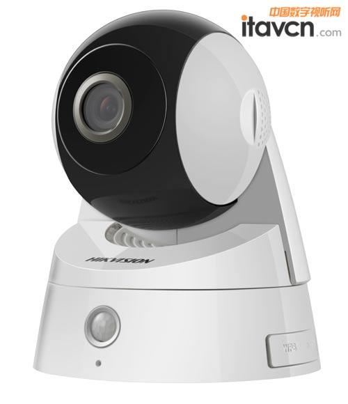 海康威视发布多款经济型网络摄像机
