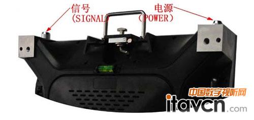 led显示屏通讯定位插头/插座