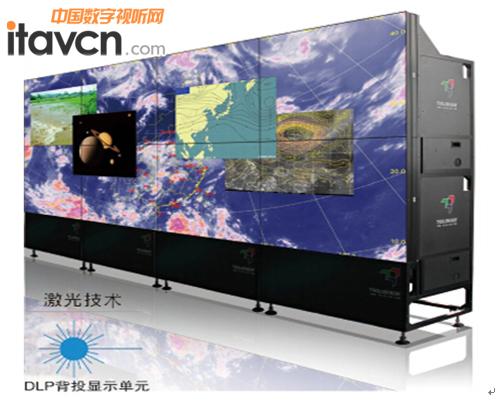 激光光源DLP大屏全面推动行业未来发展_大屏