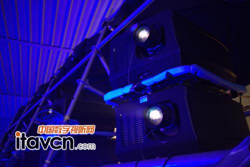 南京青奥会Ventuz虚拟植入技术震撼全场